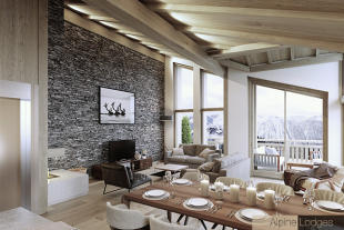 Chalet for sale in Courchevel, Savoie...