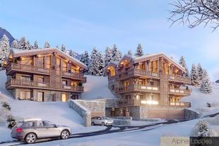 6 bed new development in Courchevel, Savoie...