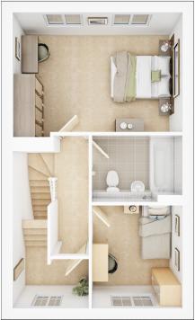 Taylor-Wimpey-Crofton-3-bed-3D-FF-Floorplan