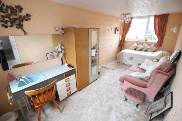 Extended Bedroom