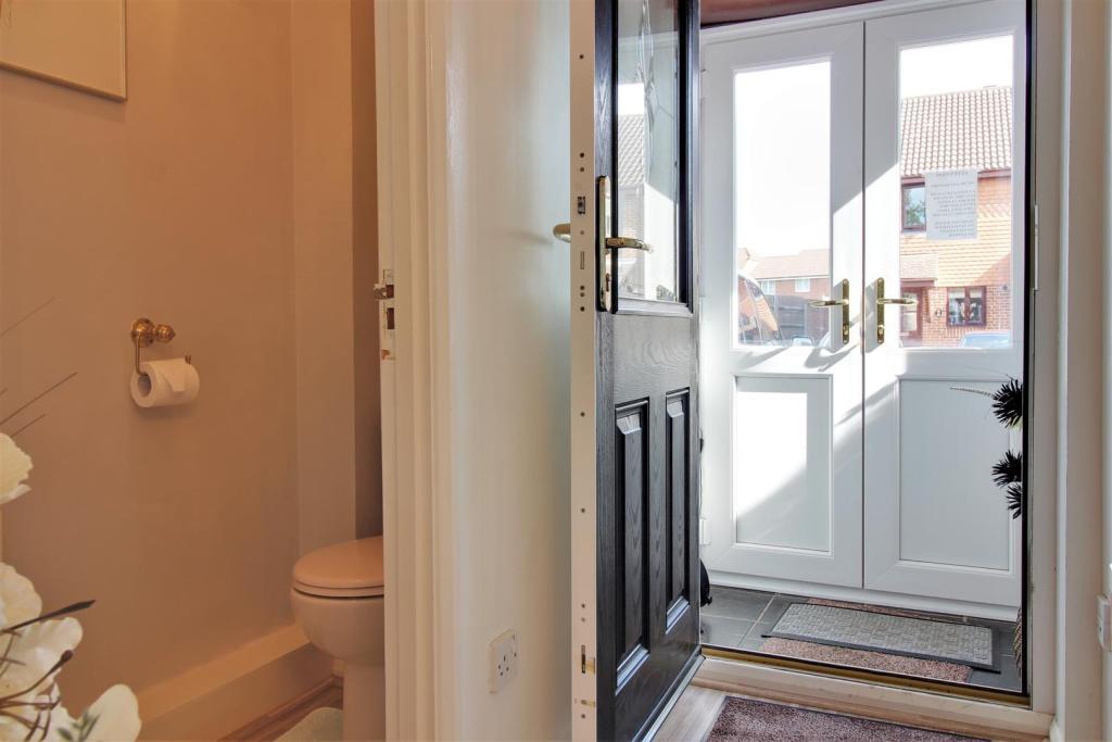 Porch/Hallway