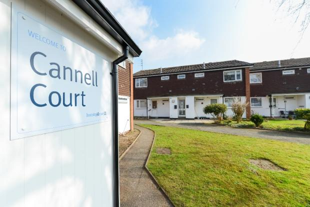 Cannell Court
