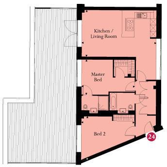 Plot 24 - floorplan