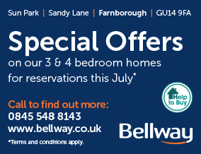 Get brand editions for Bellway Homes Ltd (Thames Valley), Sun Park
