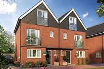Bellway Homes Ltd, Coming Soon - Four Oaks
