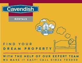 Get brand editions for Cavendish Rentals Ltd, Ruthin - Lettings