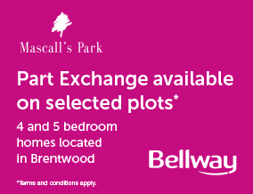 Get brand editions for Bellway Homes Ltd, Mascalls Park
