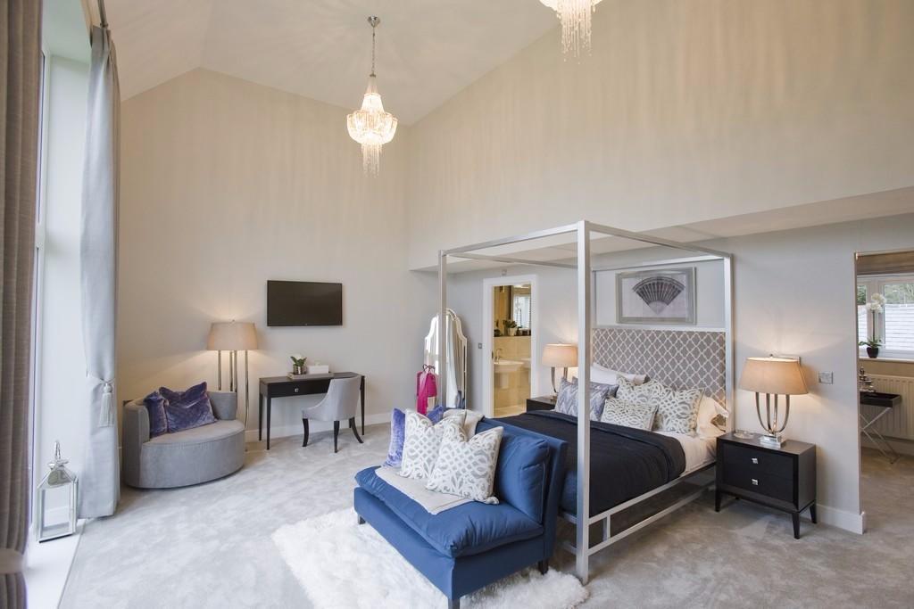 Bellway Homes,Master Bedroom