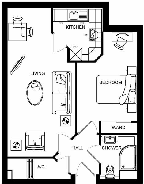 Plot 24 Floorplan