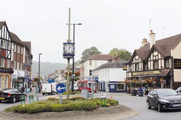Caterham Local Area