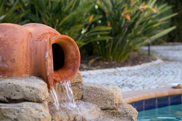 Fountain image