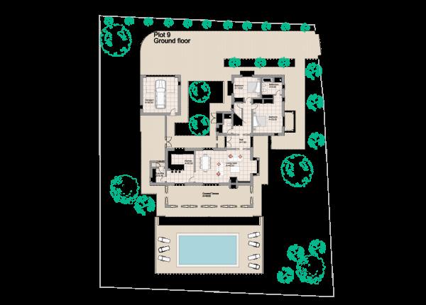 Plot 9 Ground Floor