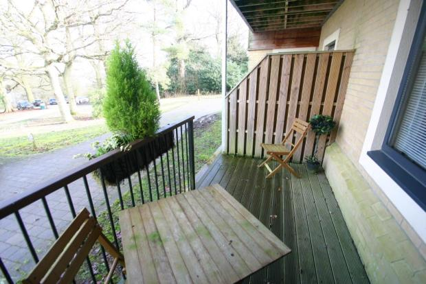 Deck/Balcony