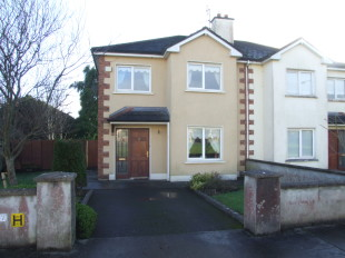 3 bed semi detached home in Roscommon, Boyle