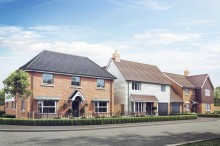 Taylor Wimpey, Coming Soon - Lyons Gate