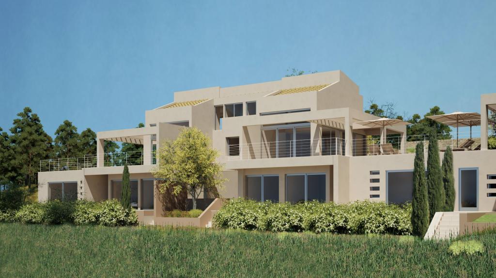 3 bedroom semi detached property for sale in Northern Aegean islands...