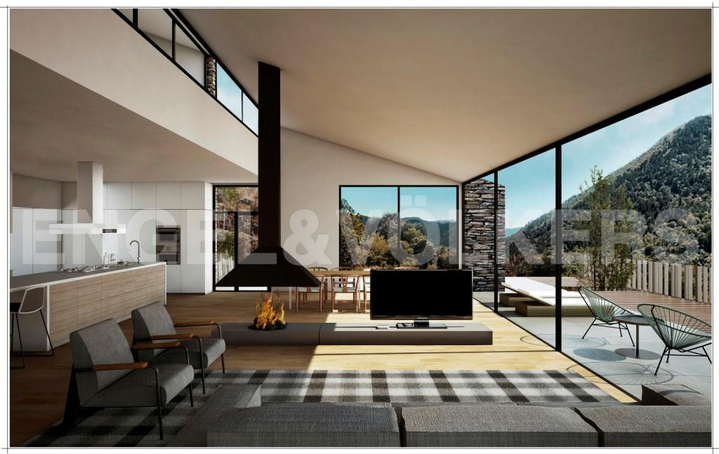 4 bedroom new home for sale in La Massana