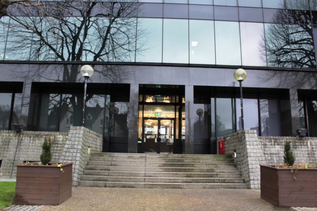 Entrance on Harborne