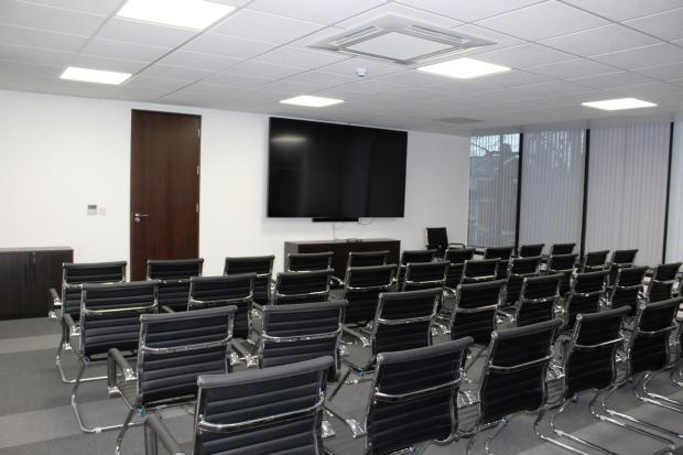 Conference room for