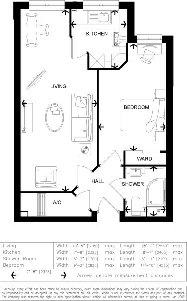 Plot 17 Floorplan