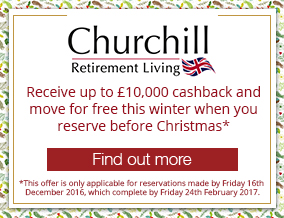 Get brand editions for Churchill Retirement Living - South East, Emmeline Lodge