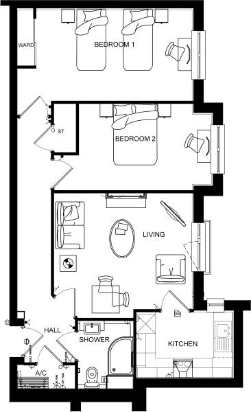 Plot 31 Floorplan