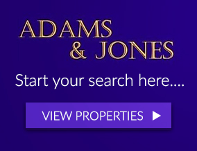 Get brand editions for Adams & Jones Estate Agents, Lutterworth