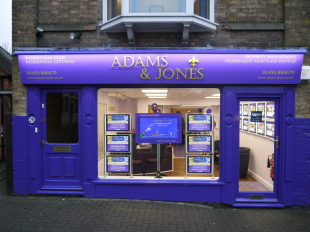 Adams & Jones Estate Agents, Lutterworthbranch details