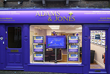 Adams & Jones Estate Agents, Lutterworth
