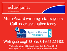 Get brand editions for Richard James Estate Agents, Rushden