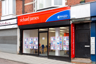 Richard James Estate Agents, Rushdenbranch details