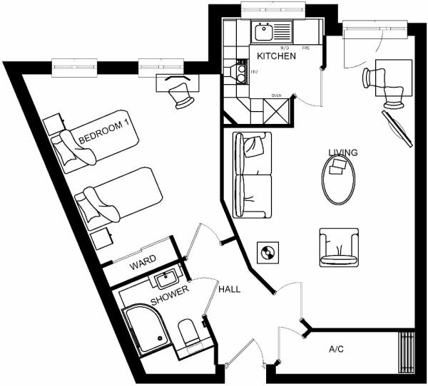 Plot 21 Floorplan