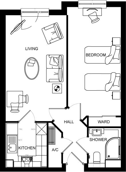 Plot 23 Floorplan