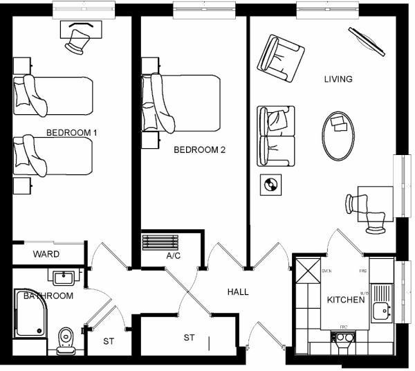 Plot 41 Floorplan