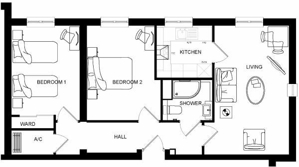 Plot 19 Floorplan
