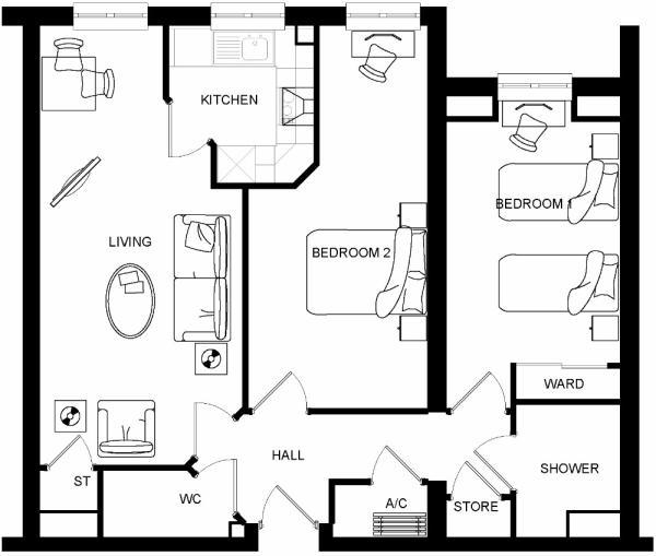 Plot 38 Floorplan