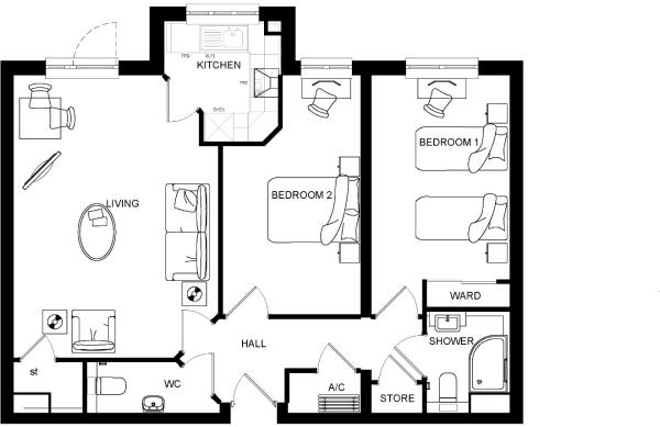 Plot 9 Floorplan