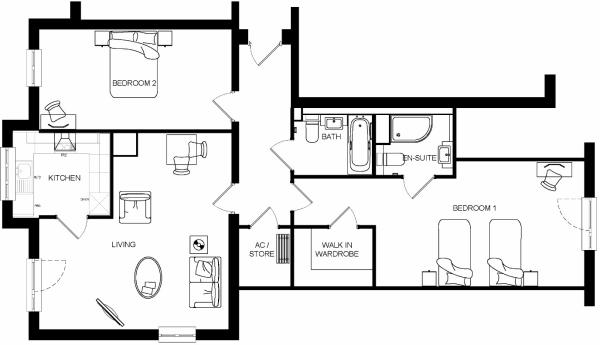 Plot 37 Floorplan