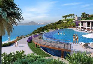 3 bed new development in Mugla, Bodrum, ADABUKU