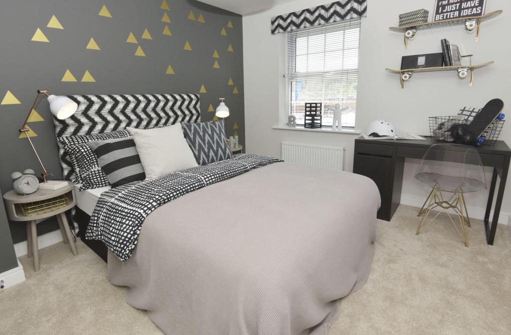 Eden bedroom