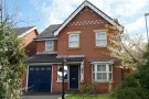 4 bed Detached house in KESTREL CLOSE, CONGLETON