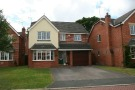 4 bed Detached property in RYEDALE WAY, CONGLETON