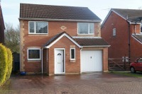 4 bedroom Detached home for sale in BLUEBELL CLOSE, BIDDULPH