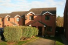 2 bed semi detached house in BOLLIN DRIVE, CONGLETON