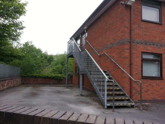 ACCESS STAIRCASE