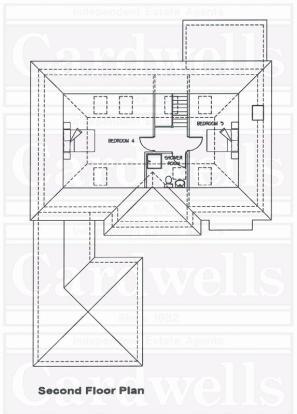 Second Floorplan