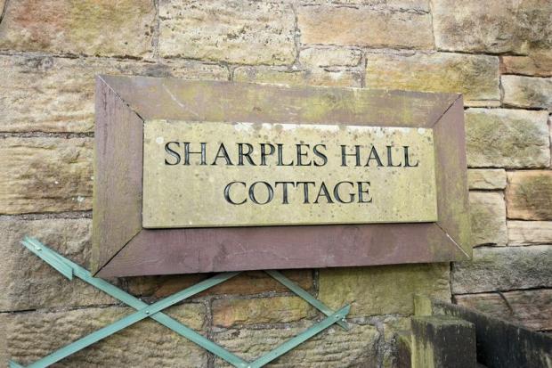 Sharples Hall ...