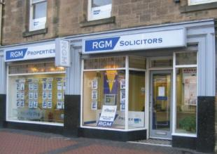 RGM Solicitors & Estate Agents, Grangemouthbranch details
