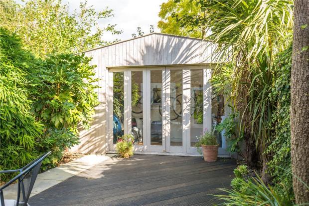 Garden/ Studio