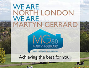 Get brand editions for Martyn Gerrard, Crouch End